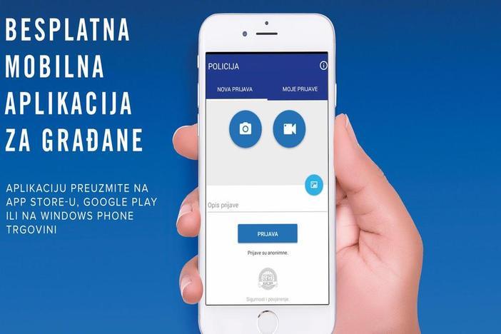 Nove mogućnosti MUP-ove mobilne aplikacije za e-dojave