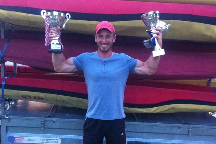 Marko Lipovac osvojio 40. naslov prvaka hrvatske u karijeri