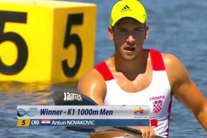 Antun Novaković potvrdio status reprezentativca