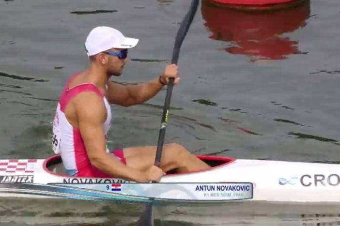 Antun Novaković prvi u Belišću na 500 metara