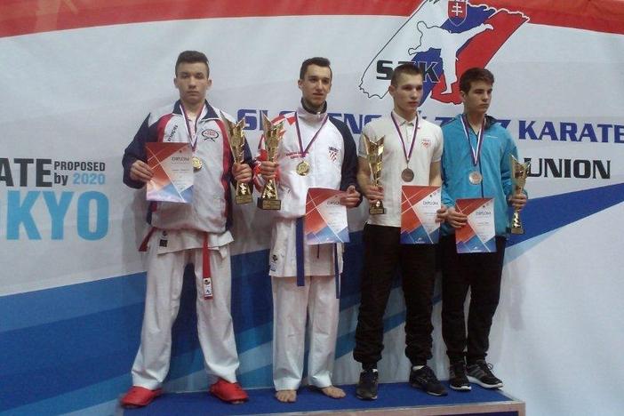 Brođani osvojili četiri odličja u Bratislavi!