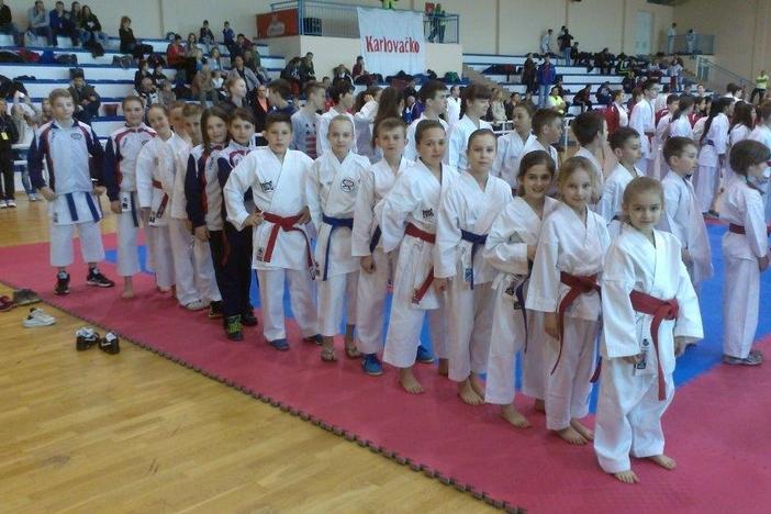 Odlični rezultati Brođana na karate prvenstvu Slavonije i Baranje