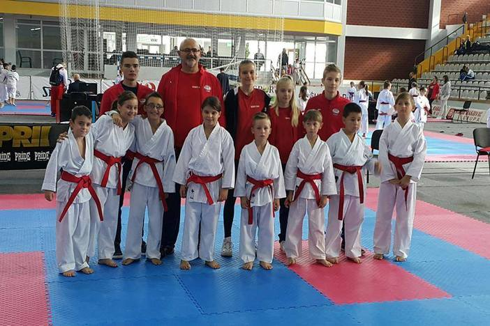 Brođani uspješni na 24. Memorijalnom karate kupu Slavonski Brod 2017.