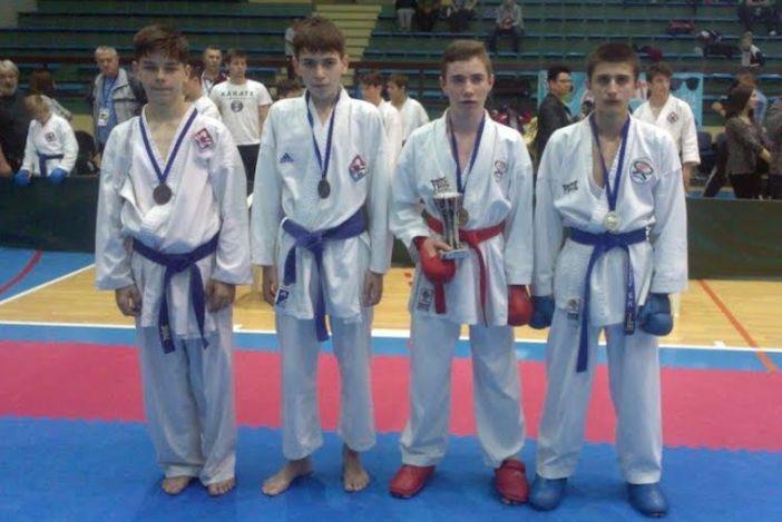 Borna Mađarević prvi u Otvorenoj juniorskoj konkurenciji u Vukovaru