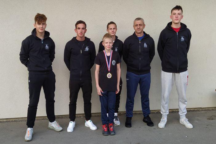 Odličan uspjeh brodskih boraca na državnom prvenstvu u Omišu