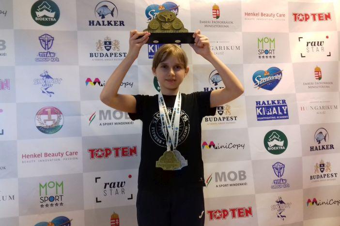 Petra Mikulić osvojila Svjetski kup u kickboxingu