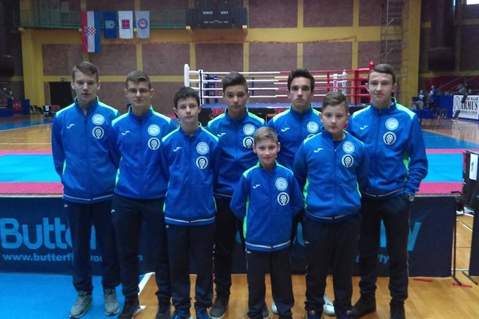 Pet medalja za Omegu na međunarodnom turniru u Zagrebu