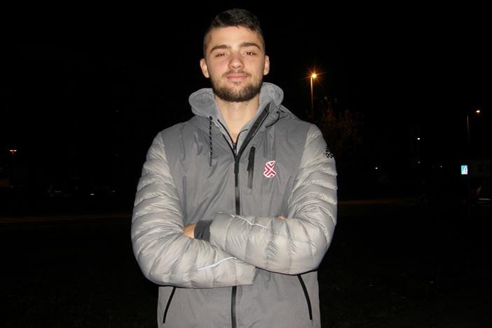 Junior Cibone, Brođanin Tino Šebalj (17): imperativ nam je pobijediti Cedevitu i Rudeša i ponovno zasjesti na vrh