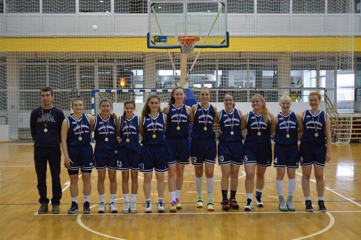 Košarkaši i košarkašice Klasične gimnazije plasirali se na Prvenstvo Hrvatske