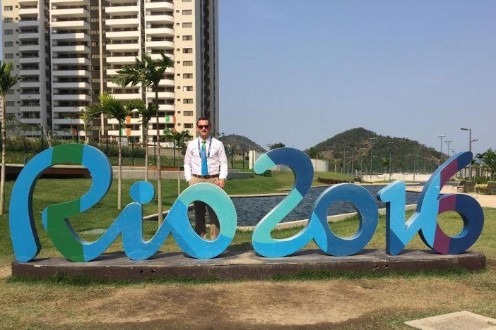 """Brođanin Krunoslav Peić sudio na Paraolimpijskim igrama u Riju: """"to je poseban doživljaj koji se pamti cijeli život""""."""