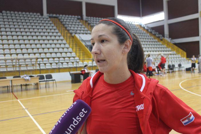 Brođanka Jelena Ivezić kapetanica je ženske košarkaške reprezentacije