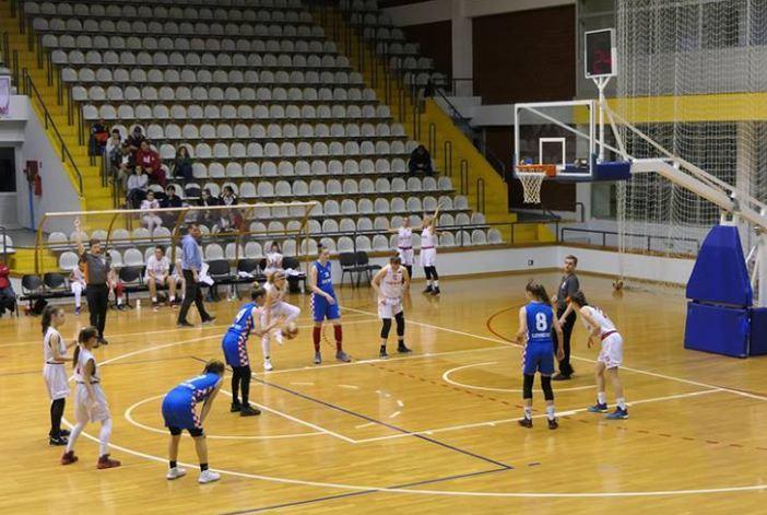 U gradskom derbiju uspješnije košarkašice Broda na Savi