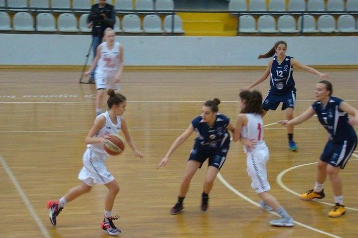 Mlada Brođanka Edita Poljac (14) briljirala u A1 ligi