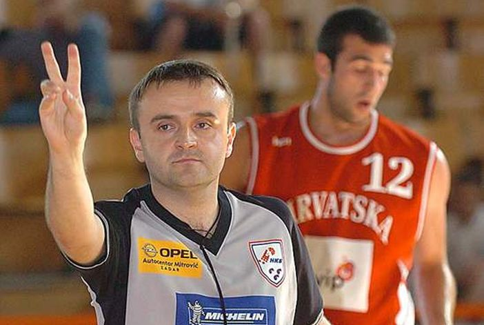 Brođanin Tomislav Vovk sudi europske košarkaške derbije