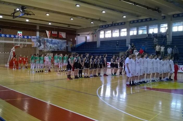 FINAL FOUR Juniorke ŽKK Broda na Savi izgubile od Podravca, danas borba za treće mjesto