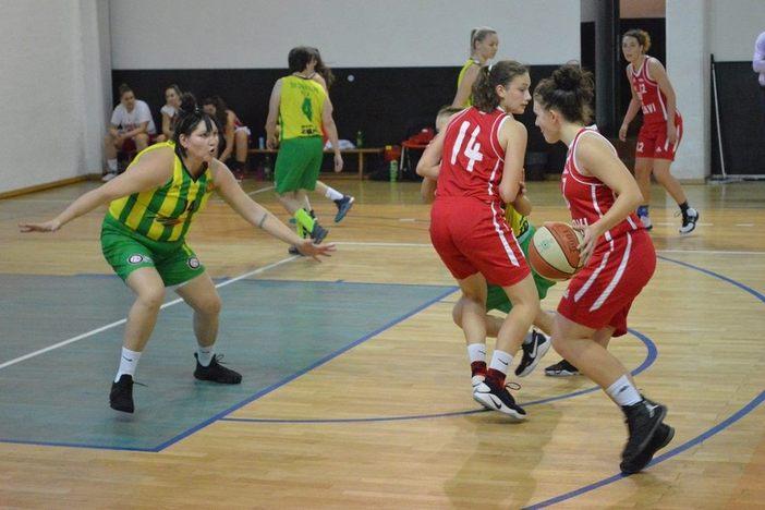 U sklopu 3. kola Prve ženske lige, ŽKK Brod na Savi odigrao dobru utakmicu protiv košarkašica Pule