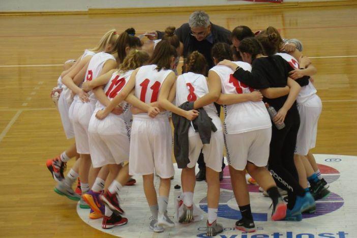 Brodske košarkašice se pripremaju za novu sezonu hrvatske elitne ženske košarke