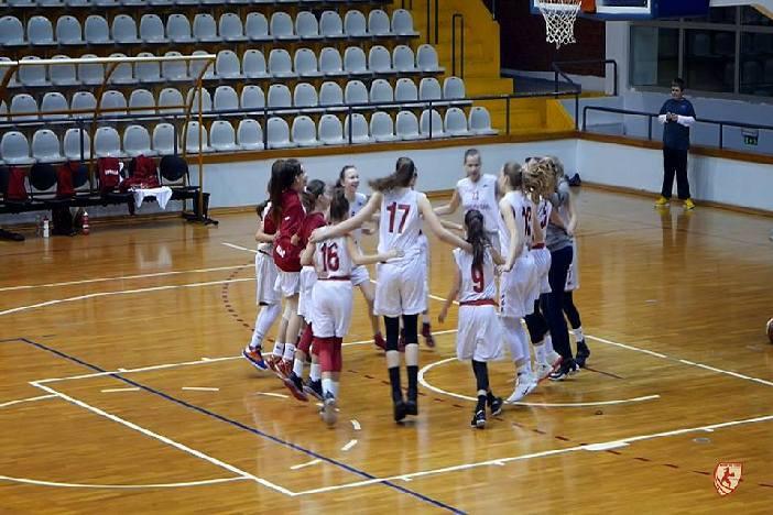 ŽKK Brod na Savi plasirao se u četvrt finale  WABA League U15