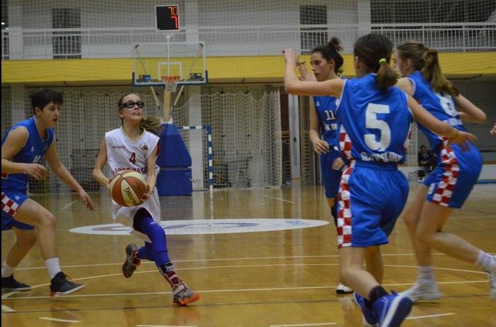 Gradski derbi košarkašicama Broda na Savi