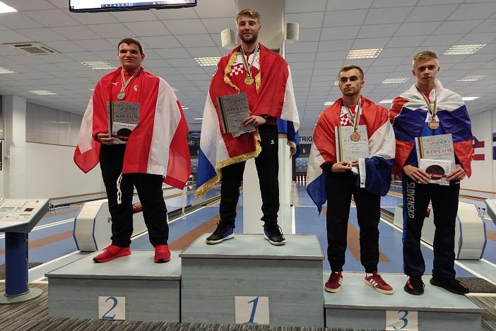 Mihael Grivičić: od Regoča i Mertojaka do titule svjetskog prvaka