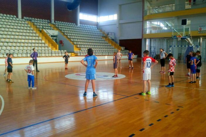 U ponedjeljak kreće Futsal akademija Brod