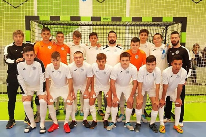Prvo mjesto za kadete MK Brod na Croatia Futsal Masters U17 turniru