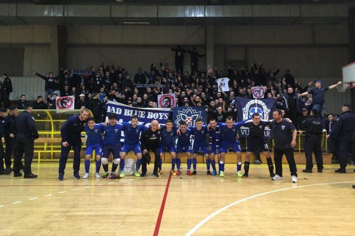 Boysi vodili Dinamo do gostujuće pobjede u Slavonskom Brodu!