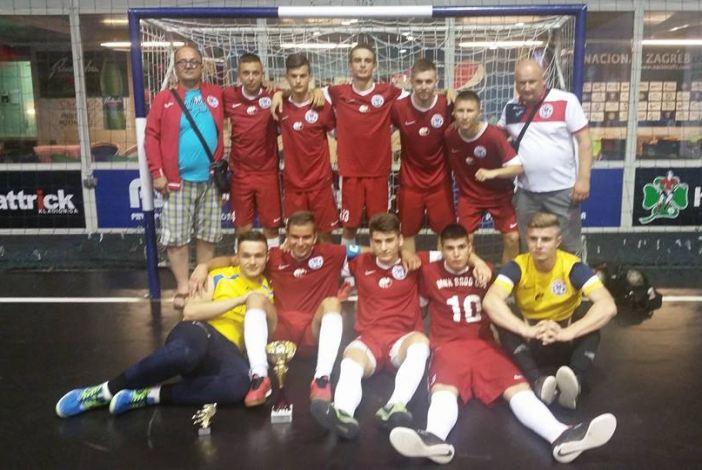 MNK Brod 035 drugi, a MNK Brod treći na Futsal cupu Zagreb