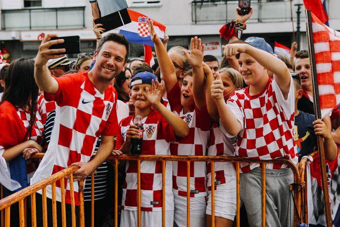 Gradska uprava organizira gledanje utakmice protiv Škotske