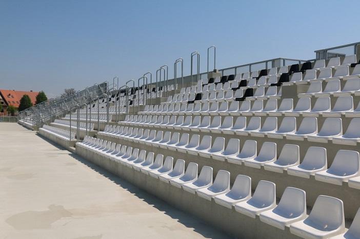 Izgradnja istočne tribine Stadiona uz Savu bliži se kraju