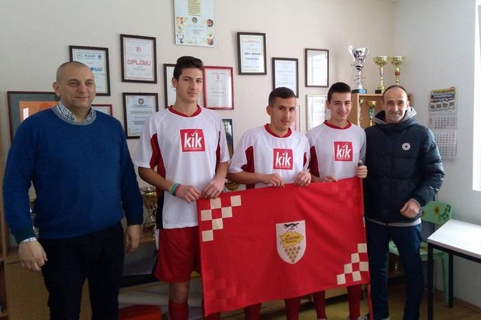 KiK obukao i Slavonac iz Bukovlja