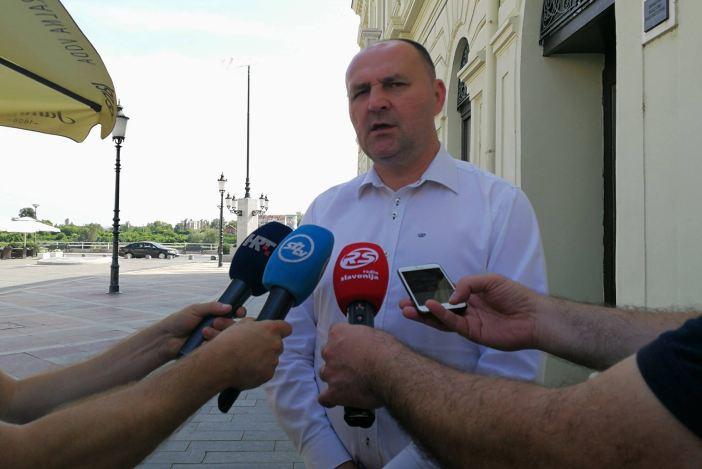 """Dubravko Galović: """"U ovoj fazi iznimno je teško dovesti igrače u Brod"""""""