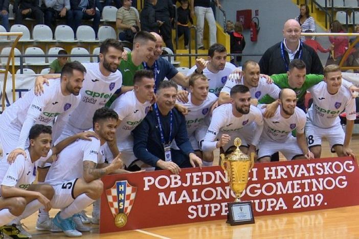 Novo vrijeme osvajač futsal Superkupa!