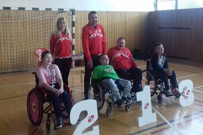Roberto Gere osvojio brončanu medalju na Božićnom turniru za mlade u boćanju za osobe s invaliditetom