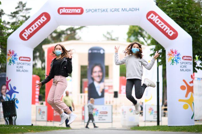 Plamen Plazma Sportskih igara mladih za vikend stiže u Slavonski Brod