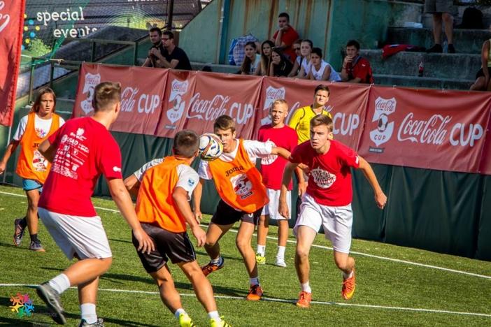 U Splitu održana državna završnica Sportskih igara mladih
