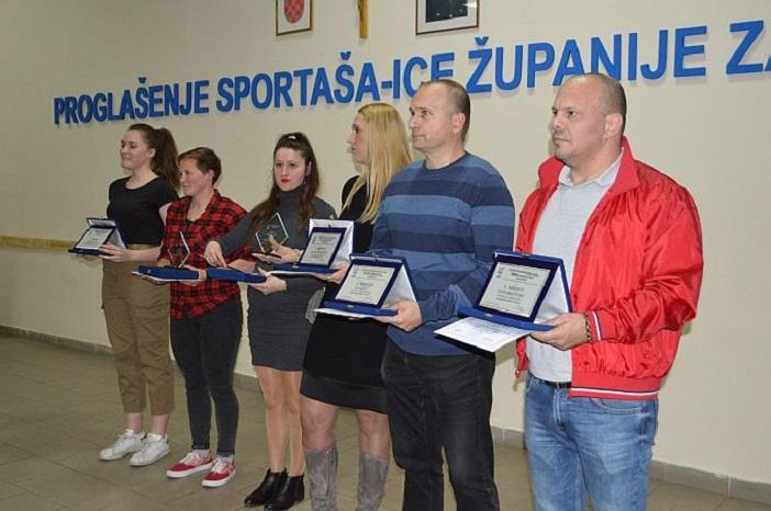 Vanesa Tot i Antun Novaković najbolji sportaši županije