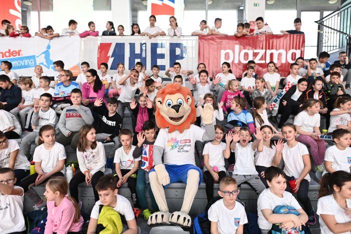 Nastavak sezone Plazma Sportskih igara mladih 25. svibnja, podršku uputile svjetske sportske zvijezde
