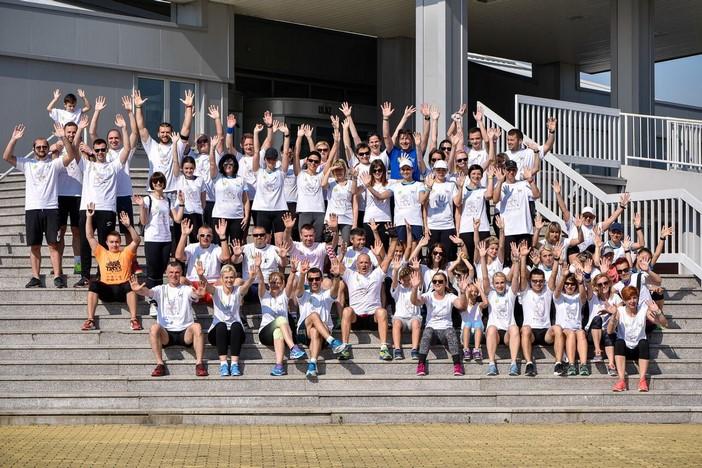 Održano prvo rekreativno trčanje povodom Tjedna EU fondova