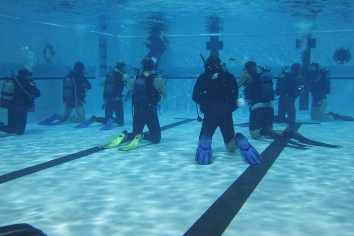 1. travnja počinje novi  tečaj ronjenja u ronilačkom klubu Marsonia