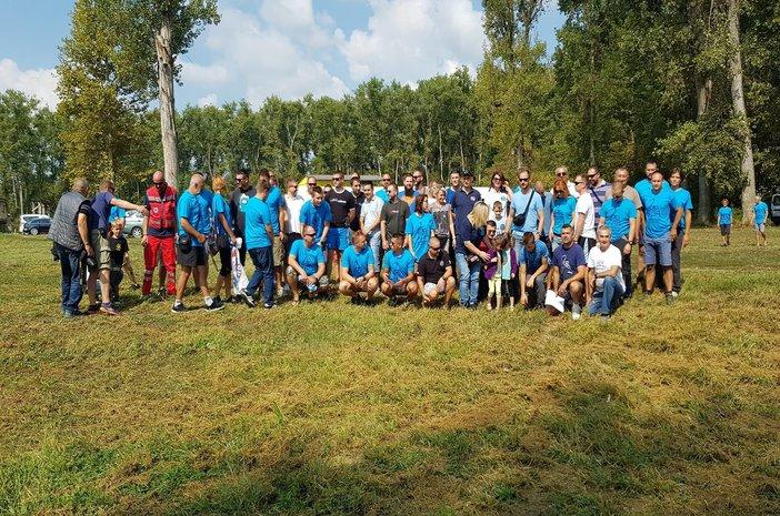 Čišćenje rijeke Save u organizaciji KPA Marsonia