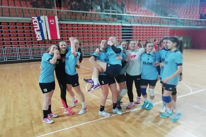 ŽRK Brod - djevojke 2004 pobijedile na međunarodnom turniru u Zenici