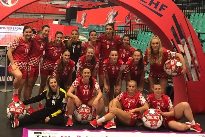 Fantastične rukometašice u polufinalu Europskog prvenstva!
