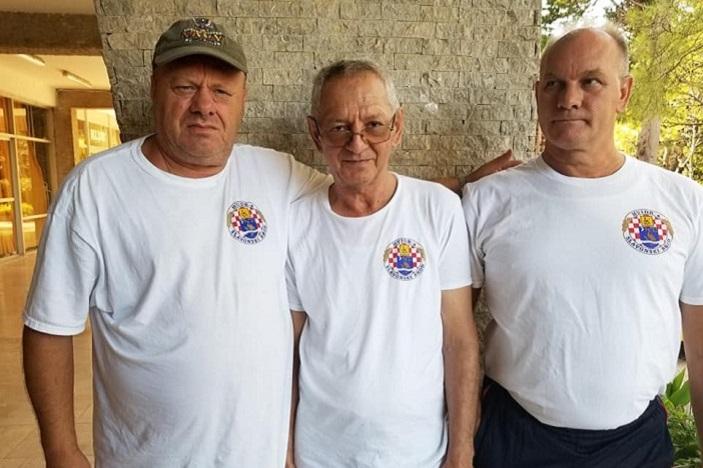 Brodski šahisti sedmi u Makarskoj