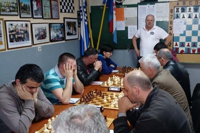 Odigrano 3. kolo 3. Hrvatske šahovske lige istok