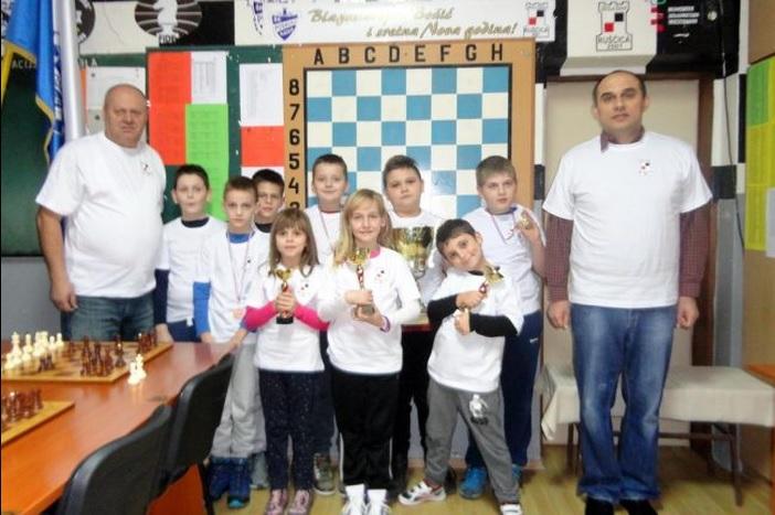 Škola šaha Šahovskog kluba «Posavac» Ruščica ovih dana obilježila je šesnaestu godišnjicu postajanja