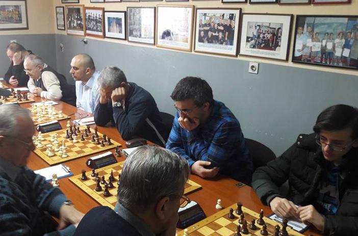 Započelo natjecanje u 3. Hrvatskoj šahovskoj ligi
