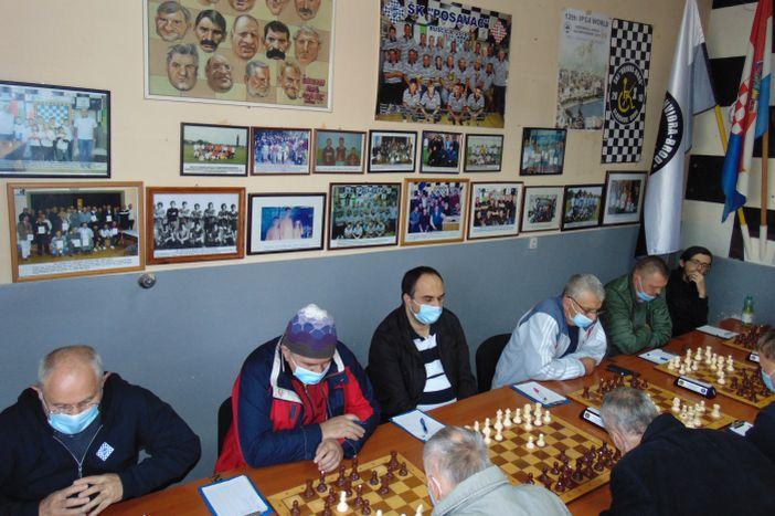 Đuro Đaković II uvjerljivi u III šahovskoj ligi istok