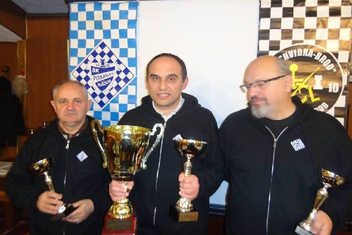 Održan 20. Božićni turnir u šahu