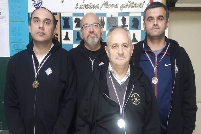 Prvokategornik  Zoran Ivanović osvojio turnir sv. Lucija